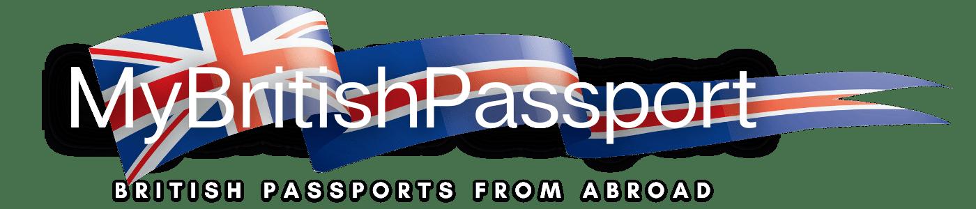 MyBritishPassport logo
