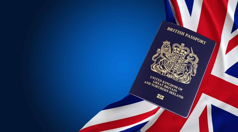 UK passport renewal abroad