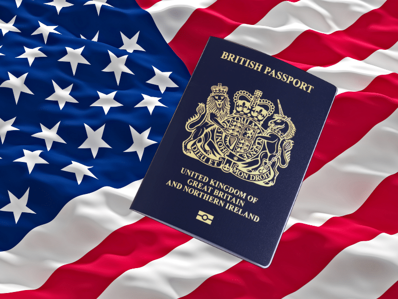 renewing a uk passport in the usa